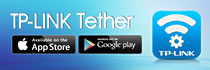 TP-LINK Tether supported